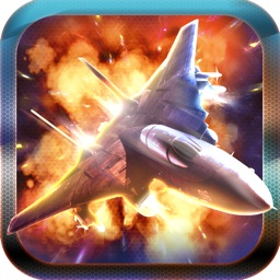 Aerial Jet War Shooting: Fighter Air Combat Game HD Free