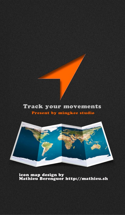 Route Diary Travel- Track your movements