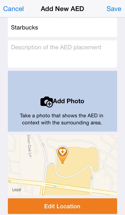 PulsePoint AED screenshot-1