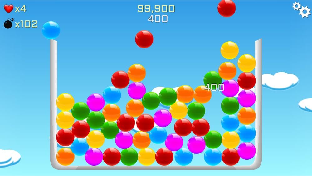 Double Bubble Trouble Cheat Codes
