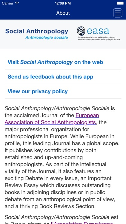 Social Anthropology screenshot-3