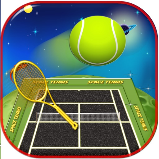 Space Flick Tennis - A Galaxy Sport Challenge Full
