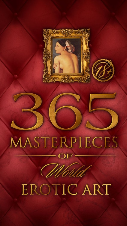 365 masterpieces of world erotic art. Full version.