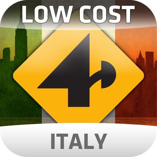 Nav4D Italy @ LOW COST icon