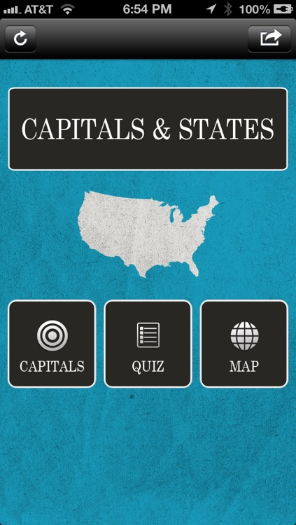 Capitals And States