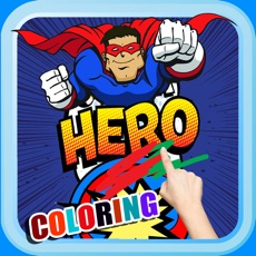 Activities of Coloring The Hero edition
