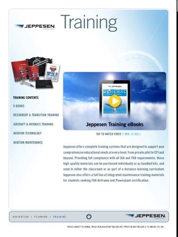 Jeppesen Catalogue - náhled