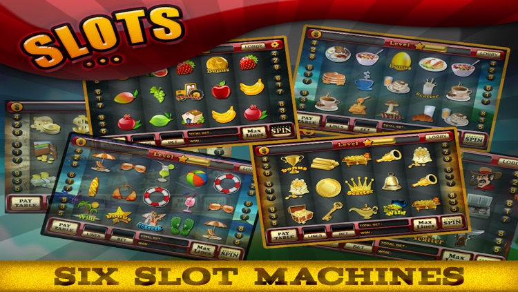 Casino Slots screenshot-0
