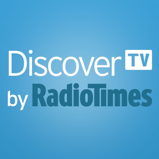 Discover TV by Radio Times – TV guide, films on TV, catch up and listings icon