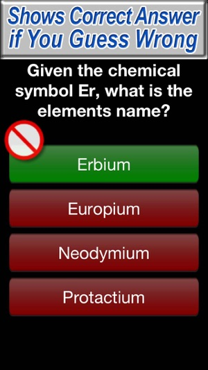 Periodic table quiz free the fun chemistry practice test game for periodic table quiz free the fun chemistry practice test game for the periodic table of the elements on the app store urtaz Gallery