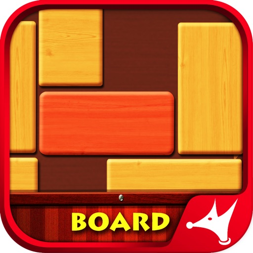 Unblock Board HD icon