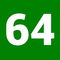 1 to 64 Numbers Challenge