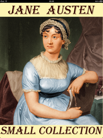 Small Jane Austen Collection (with search)-ipad-0