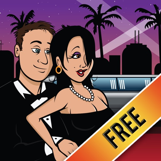Hollywood VIP Celebrity Dash: Free Game of Famous Paparazzi Gossip, Pics and News iOS App