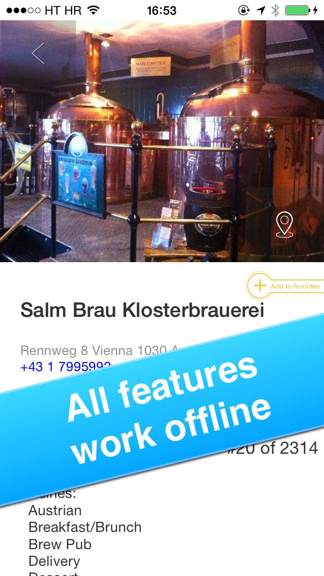 点击获取Vienna, Austria - Offline Guide -