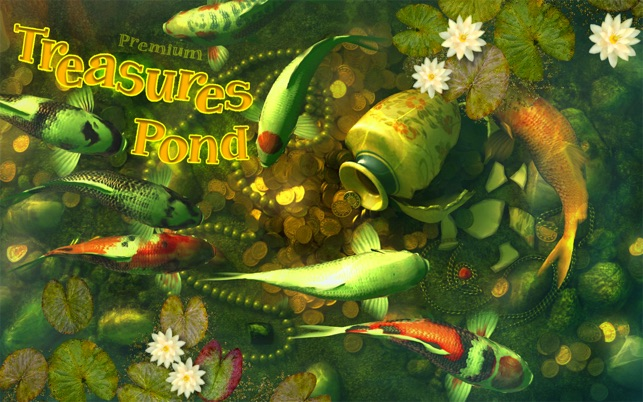 Koi pond 3d on the mac app store for Purchase koi fish