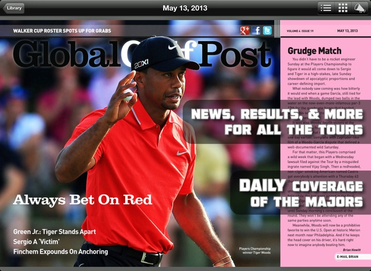 Global Golf Post