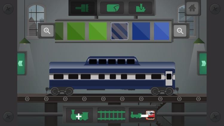 Design A Train Lite screenshot-3