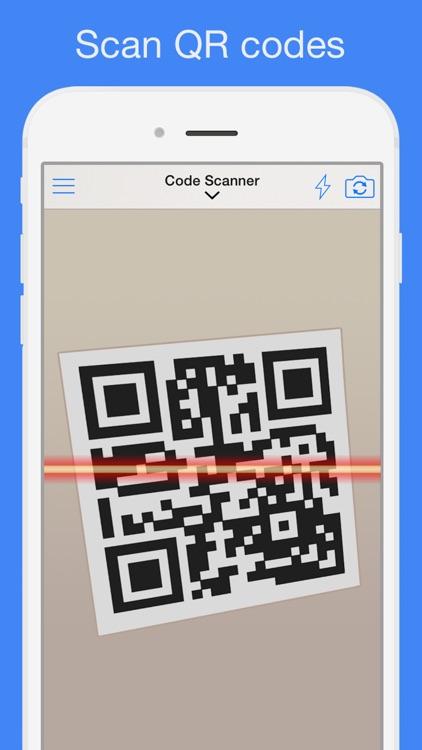 QR Reader for iPhone (Premium) app image