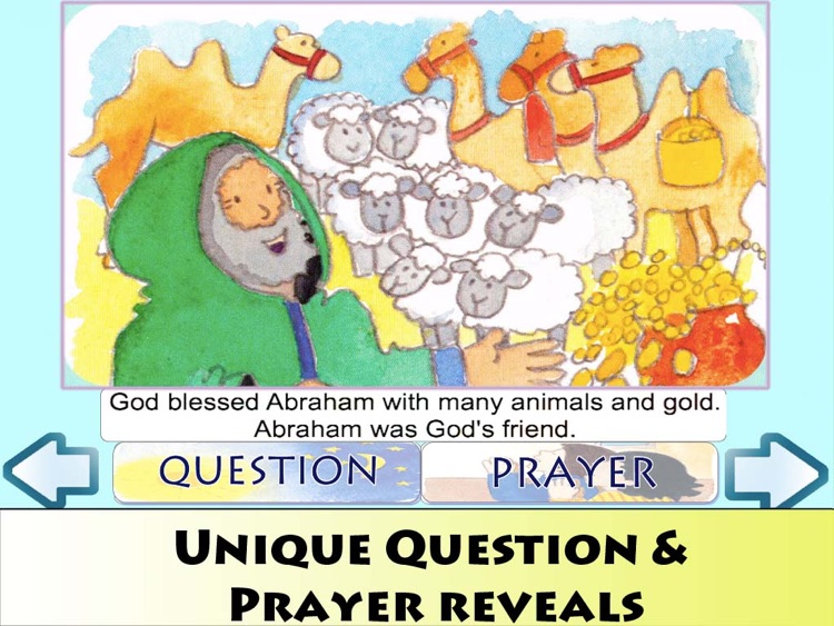 Kids Christian Bible with daily family prayer FREE