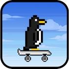 OMG! Super Penguin Can Skate! -Penguin Skater Racing Club icon
