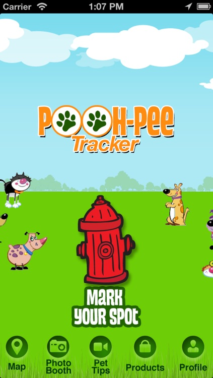 Pooh-Pee Tracker