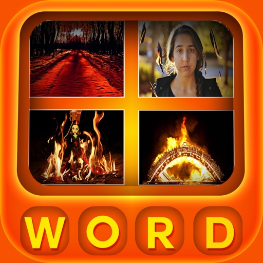 What's That Word : 4 Pic Trivia