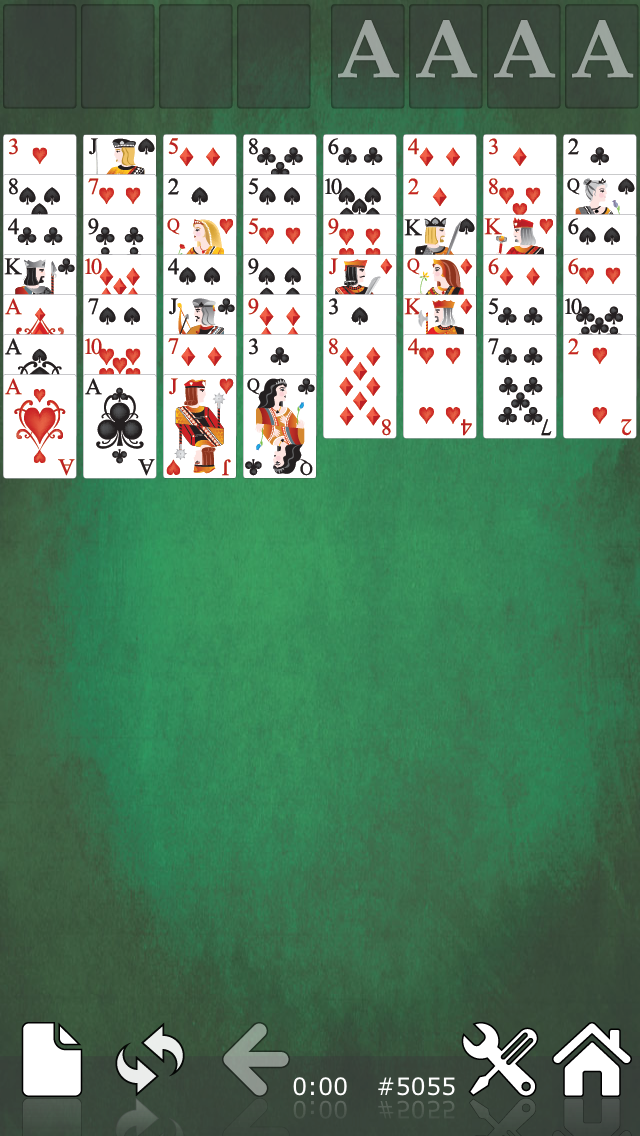 FreeCell Royale FREE på PC