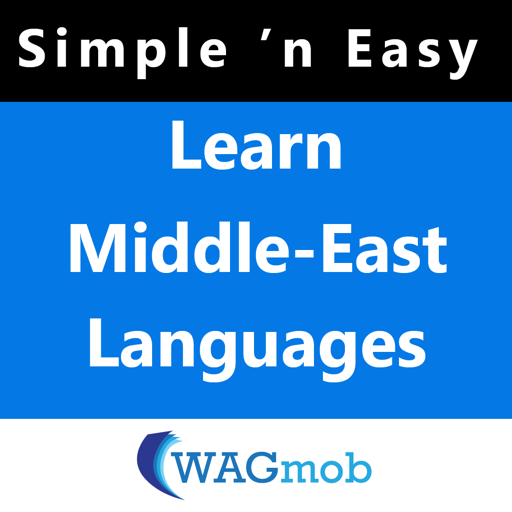 Learn Middle-East Languages by WAGmob