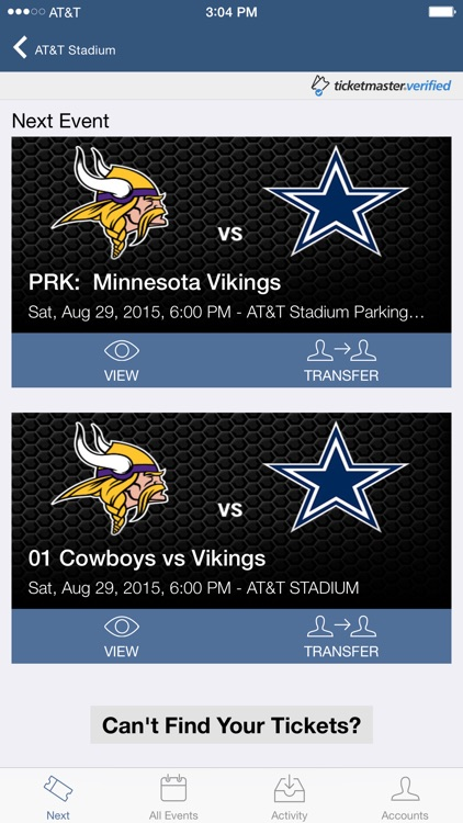 AT&T Stadium screenshot-3