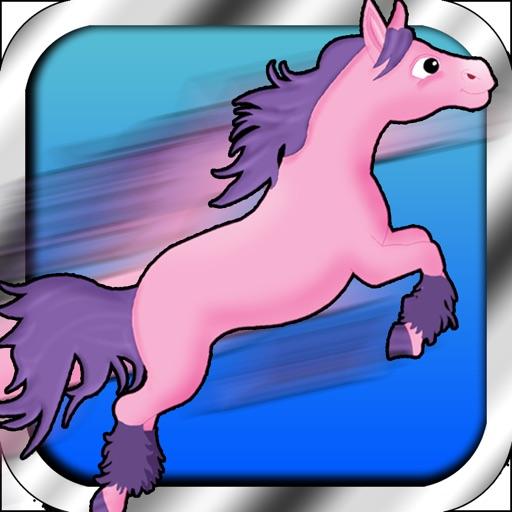 Baby Pony Adventure HD - Full Version icon
