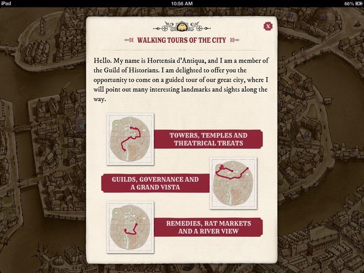 Discworld: The Ankh-Morpork Map screenshot-4