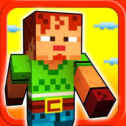 Seed Craft Blocks - Mine Mini Jump For Survival In A 3D Pixel World iOS App