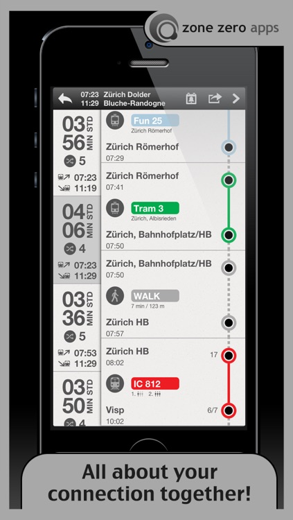 Swiss Transit screenshot-0
