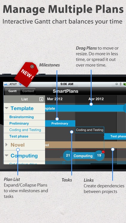 Smart Plans - Multi Planner screenshot-2