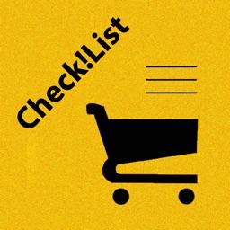 Check!List (Shopping List)