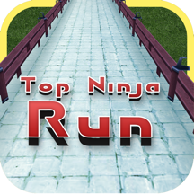 Top Ninja Run Free 3D Game
