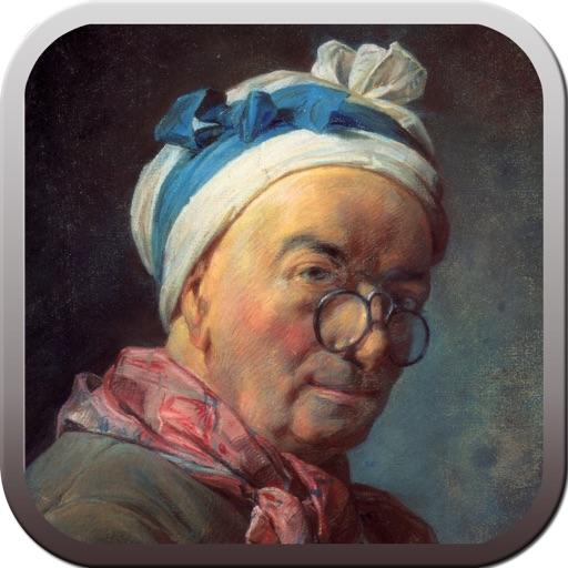 Jean-Baptiste-Simeon Chardin icon