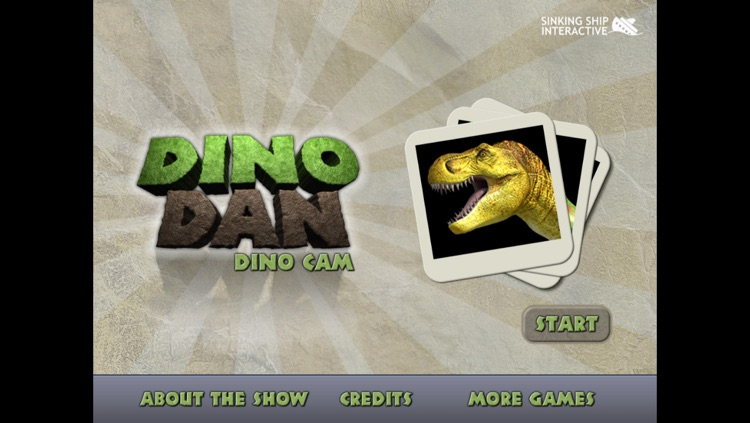 Dino Dan: Dino Cam screenshot-0