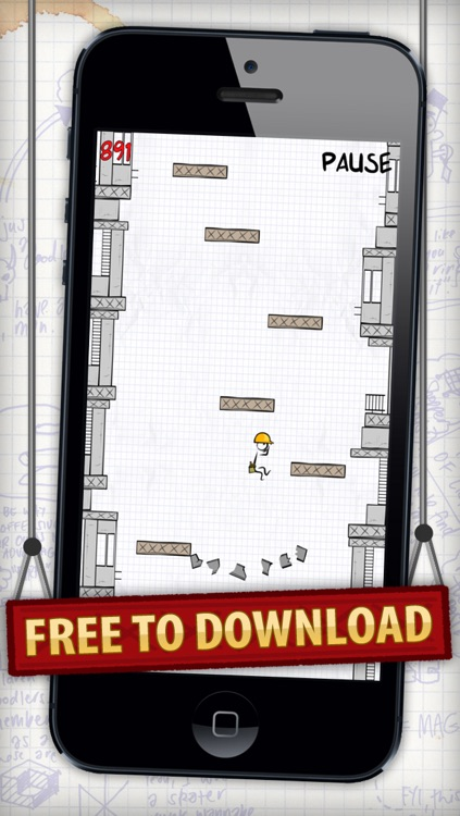Free Stickly Jump Game screenshot-3