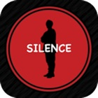 Be Quiet + Silence Button icon