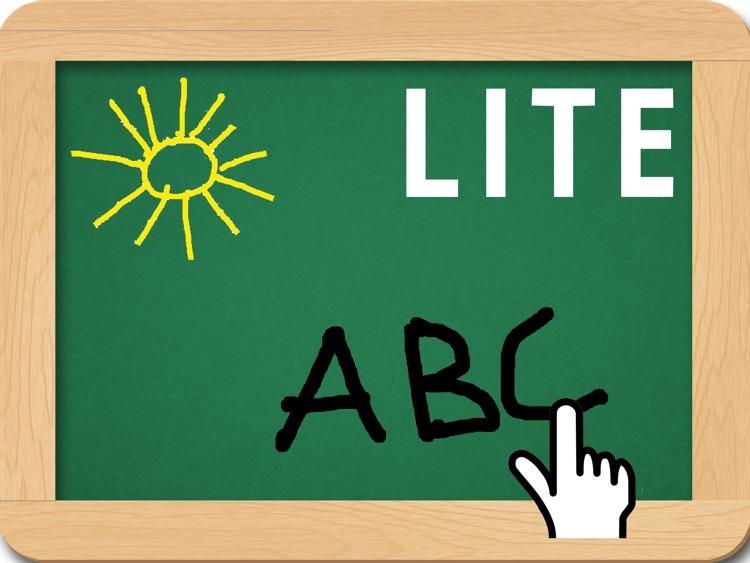 Draw for iPad Lite, Blackboard