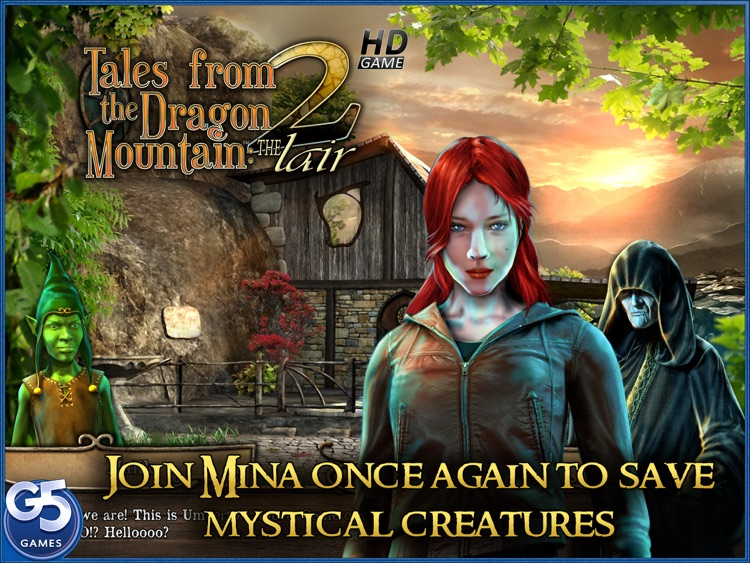Tales from the Dragon Mountain: the Lair HD screenshot-0