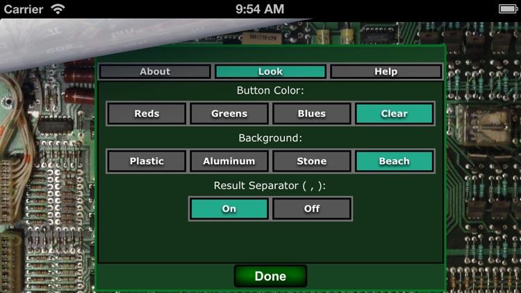 Scientific Fraction Calculator screenshot-3