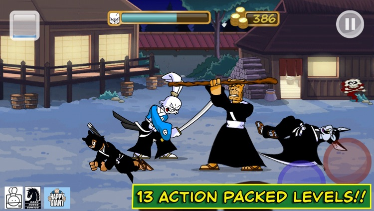 Usagi Yojimbo: Way of the Ronin screenshot-4