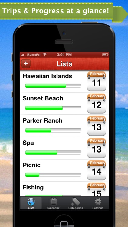 Vacation Plus - Trip Planner and Reminder screenshot-2