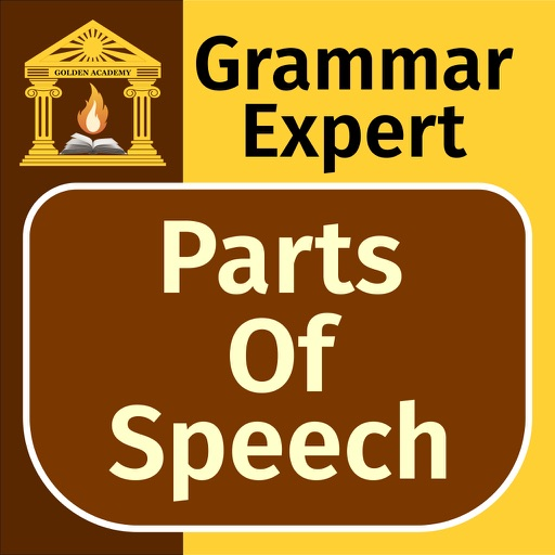 Grammar Expert : Parts Of Speech