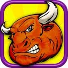 公牛运行的复仇 - 免费游戏! icon