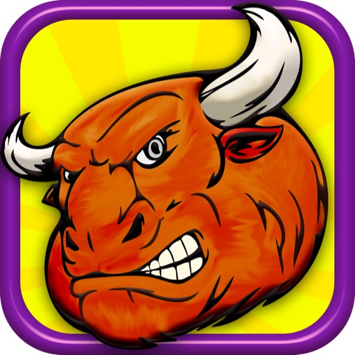 Bulls Running With Revenge - Free Game! icon