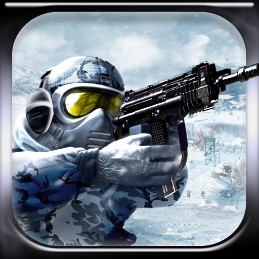 A Winter Sniper Commando - Elite Strike Force Shooter Edition